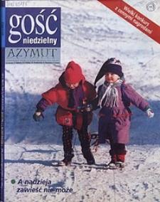 Gość Niedzielny, 2001, R. 74, nr1