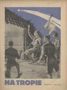 Na Tropie, 1931, R. 4, nr 19