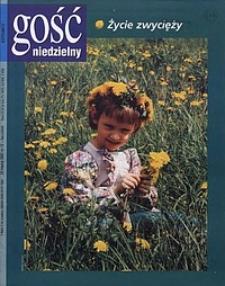 Gość Niedzielny, 2001, R. 78, nr12