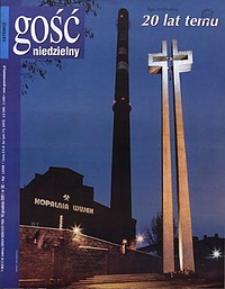 Gość Niedzielny, 2001, R. 74, nr50
