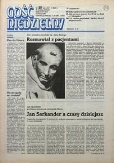 Gość Niedzielny, 1995, R. 72, nr10