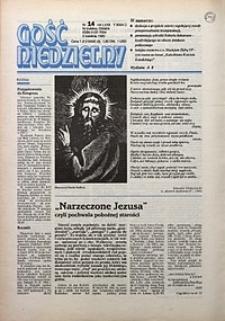 Gość Niedzielny, 1995, R. 68, nr14