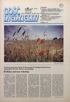 Gość Niedzielny, 1995, R. 72, nr31