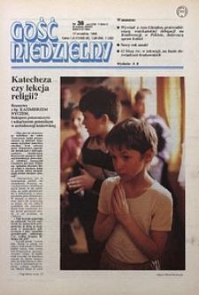 Gość Niedzielny, 1995, R. 68, nr38