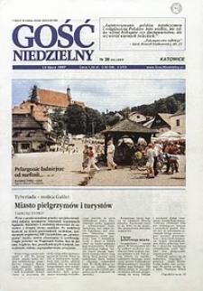 Gość Niedzielny, 1997, R. 74, nr28