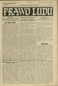 Prawo Ludu, 1935, Nry 1-5, 7-27