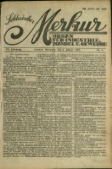 Schlesischer Merkur, 1927, Nry 1-101