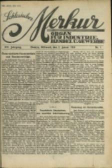 Schlesischer Merkur, 1934, Nry 1-99