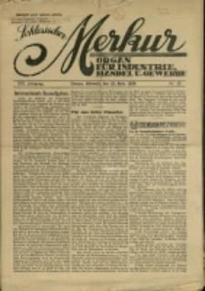 Schlesischer Merkur, 1939, Nry 12-28, 30, 35