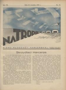 Na Tropie, 1934, R. 7, nr 14