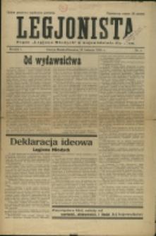Legjonista, 1934, Nr 1