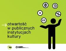 Otwartość w publicznych instytucjach kultury
