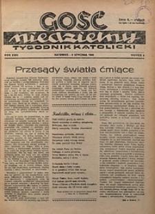 Gość Niedzielny, 1949, R. 22, nr2