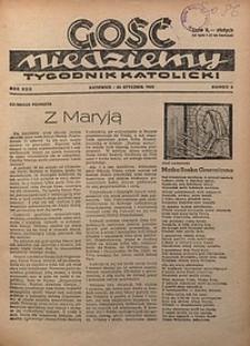 Gość Niedzielny, 1949, R. 22, nr5