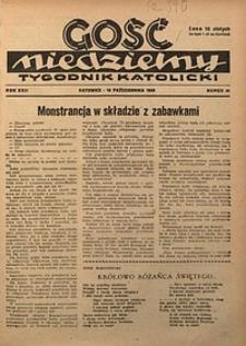 Gość Niedzielny, 1949, R. 22, nr42