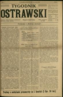 Tygodnik Ostrawski, 1911, Nry 6, 8-9, 11-40, 42, 44-45, 47-48