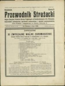 Przewodnik Strażacki : organ Związku Polskich Straży Pożarnych w Czechosłowacji w Cz. Cieszynie, 1932, Nr 3