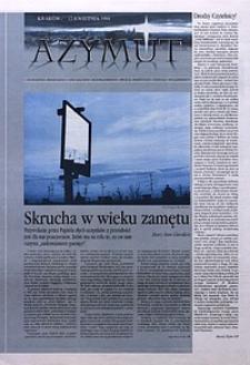 Azymut, 1998, nr1