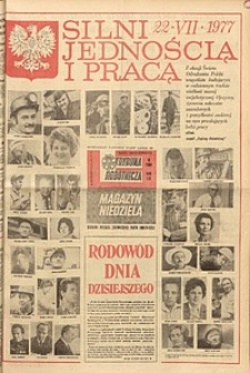 Trybuna Robotnicza, 1977, nr165