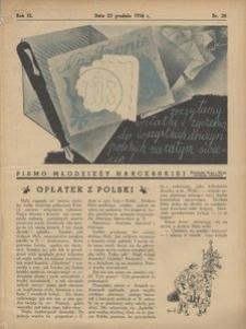 Na Tropie, 1936, R. 9, nr 20