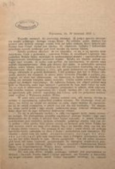 [Odezwa]. Warszawa, dn. 16 kwietnia 1917 r. Centralny Komitet Narodowy. Partia Niezawisłości Narodowej. Polskie Stronnictwo Ludowe