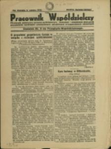Pracownik Współdzielczy, 1930, Nry 6, 8