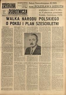 Trybuna Robotnicza, 1951, nr52
