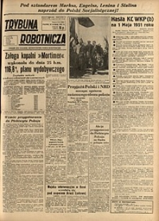 Trybuna Robotnicza, 1951, nr114