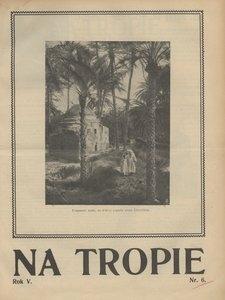 Na Tropie, 1932, R. 5, nr 6