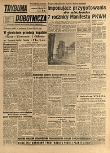 Trybuna Robotnicza, 1951, nr195