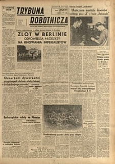 Trybuna Robotnicza, 1951, nr208