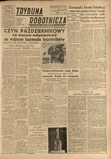 Trybuna Robotnicza, 1951, nr261
