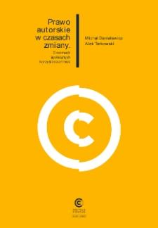 Prawo autorskie w czasach zmiany. O normach społecznych korzystania z treści