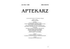 Aptekarz, 2003, Vol. 11, nr3