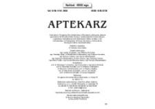 Aptekarz, 2004, Vol. 12, nr9/10