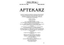 Aptekarz, 2004, Vol. 12, nr11/12