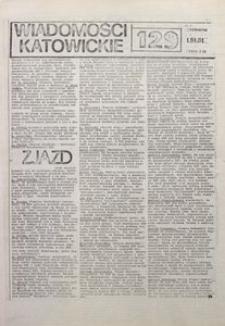 Wiadomości Katowickie, 1981, nr129