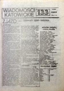 Wiadomości Katowickie, 1981, nr133