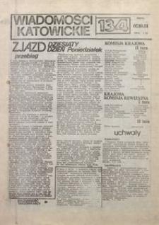 Wiadomości Katowickie, 1981, nr134