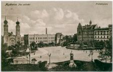 """""""Mysłowice. Plac wolności. Freiheitsplatz"""""""