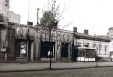 Dąbrowa Górnicza - ulica Sobieskiego w latach 60-tych XX wieku