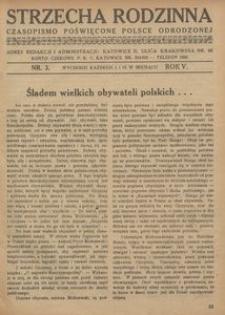 Strzecha Rodzinna, 1928, R. 5, nr 3