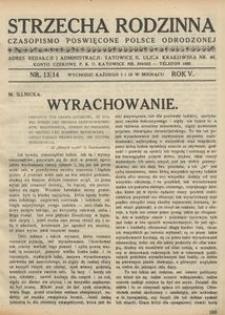 Strzecha Rodzinna, 1928, R. 5, nr 13/14