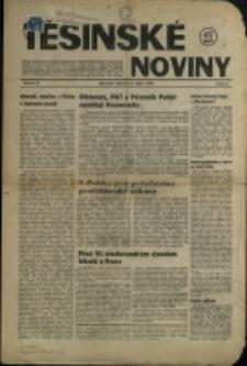 Těšínské noviny, 1938, č. 2, 19, 21-38