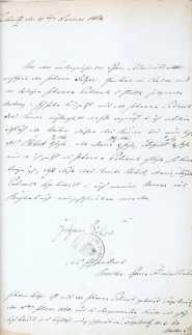 Metryka urodzenia wystawiona w 1868 r.