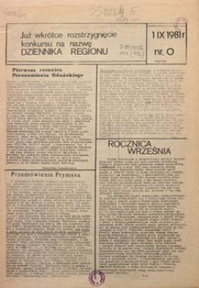 Dziennik Związkowca, 1981, nr0