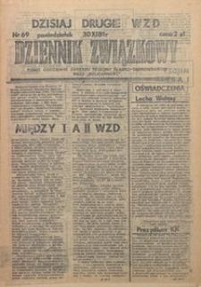 Dziennik Związkowy, 1981, nr69