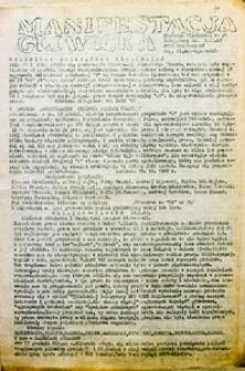 Manifestacja Gliwicka, 1983, nr 25