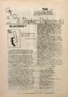 Głos Śląsko-Dąbrowski, 1984, nr 9