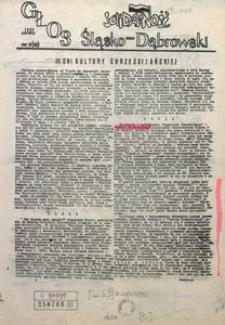 Głos Śląsko-Dąbrowski, 1985, nr 6
